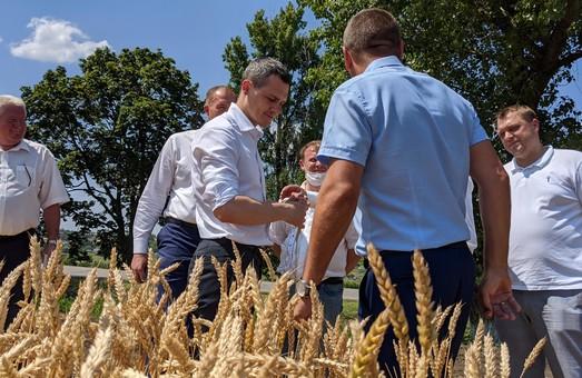 «Мы настроены на совместную работу», - Кучер предложил помощь аграриям Харьковщины