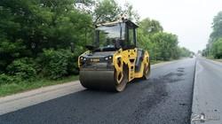 Как ремонтируют дорогу Киев-Харьков-Довжанский (ФОТО, ВИДЕО)