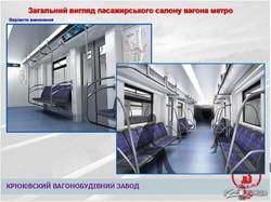 Как выглядит новая модель поезда метро Крюковского завода, от которой отказались в Харькове (ФОТО)