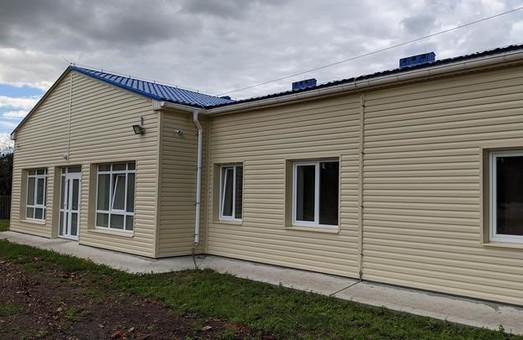 Под Харьковом закончили строительство новой амбулатории
