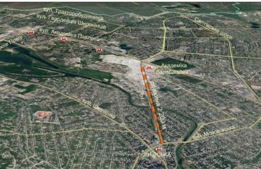 Конфликт вокруг дороги на Барабашово: активисты готовы ложиться под бульдозеры (ВИДЕО)