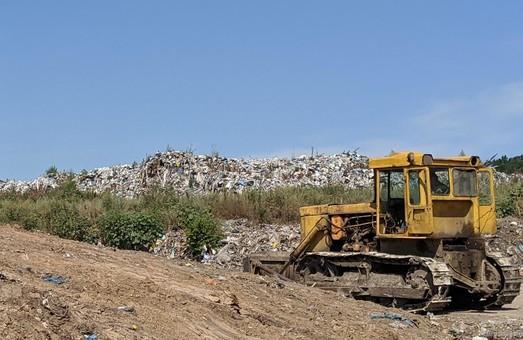 В Змиеве будут строить новый мусорный полигон