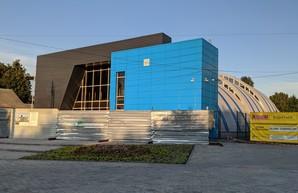 Новый ФОК в Дергачах откроют в ближайшее время