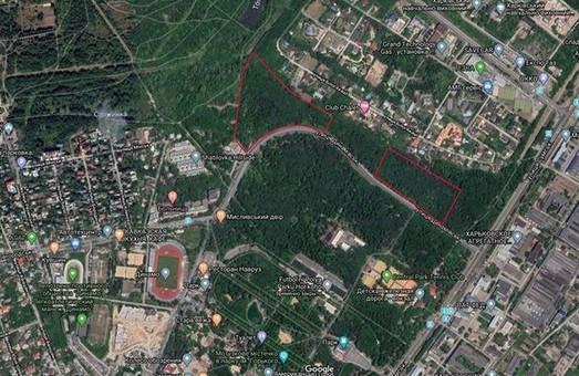 Чья земля: два участка возле парка Горького не вернули в коммунальную собственность – ХАЦ