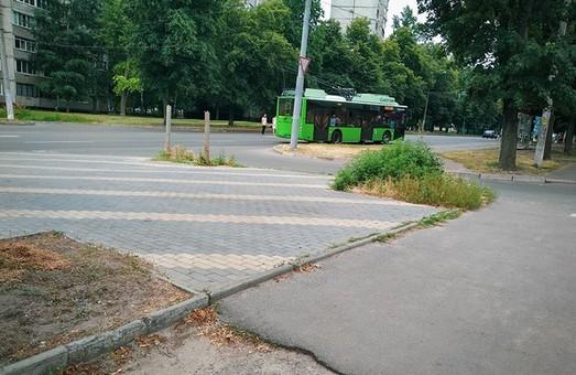 Харьковские коммунальщики косят «под ноль» все, кроме амброзии (ФОТО)