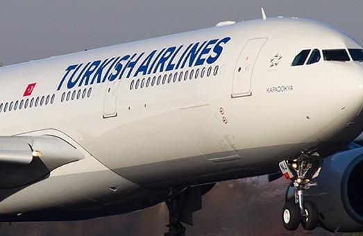 Turkish Airlines возобновила полеты из Стамбула в Харьков