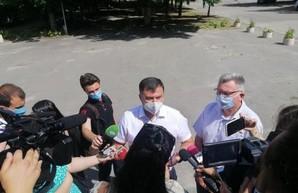 В областной инфекционной больнице создадут дополнительное отделение реанимационной помощи