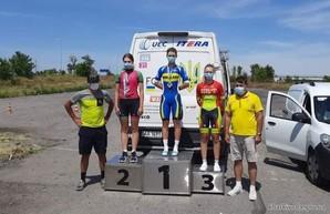 Харьковские велосипедисты с медалями вернулись с чемпионата Украины