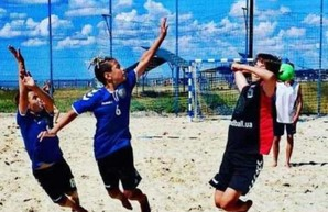 Юные гандболистки Харьковщины завоевали победу на чемпионате Украины