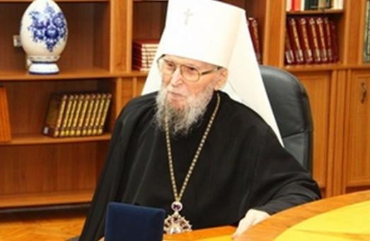 Харьковский сквер назовут в честь митрополита Никодима