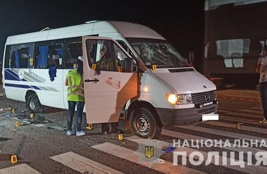 Стрельба под Харьковом: Кучер сообщил о 14 задержанных (ФОТО)