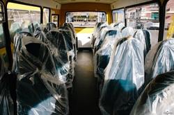 Районы и ОТГ Харьковщины получили 18 новых школьных автобусов (ФОТО)