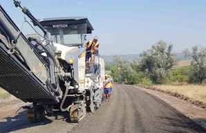 Стартовал ремонт дороги Изюм-Барвинково: в этом году восстановят пять километров (ФОТО)