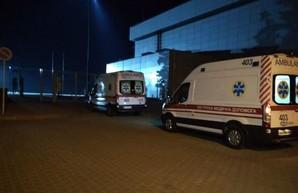 Самолет, предположительно с Кернесом на борту, приземлился в Германии – СМИ