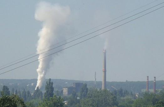 Коксохим усилил свою деятельность: негативное состояние воздуха отмечалось в нескольких районах Харькова