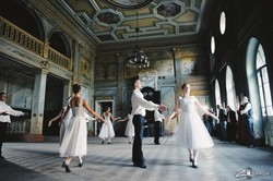 В Шаровке прошел фестиваль «Осенние краски Белого дворца» (ФОТО)