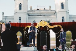 Фестиваль «Осенние краски Белого дворца» в Шаровке