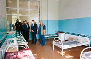 Офтальмологический корпус ОКБ планируют оборудовать для приема больных COVID-19