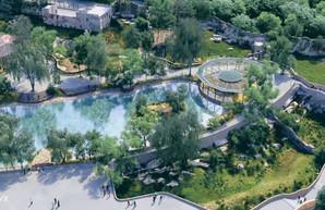 Харьковский зоопарк на строительство трех кафе потратит гигантские суммы