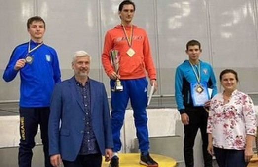 На Кубке Украины по фехтованию харьковчане добыли две серебряные медали