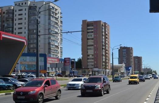 Харьковчане просят мэрию создать на Одесской парковую зону