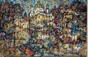 Харьковчан приглашают на выставку, посвященную юбилею выдающегося украинского художника