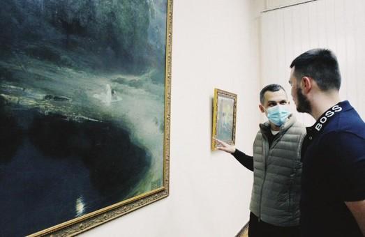 В Харькове открылась выставка работ художника, чье наследие в течение века считали утраченным (ФОТО)