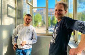 Харьковская Литературная резиденция получила в постоянное пользование квартиру Петра Лисового в доме «Слово»