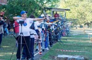 Харьковские лучники завоевали медали на Кубке Украины