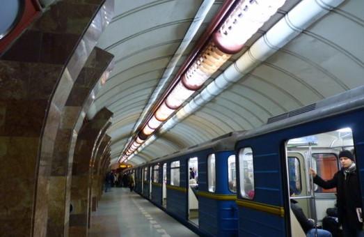 В харьковской подземке участили случаи появления поездов на станциях: новый график