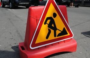 На участке Московского проспекта движение закрыто до ноября