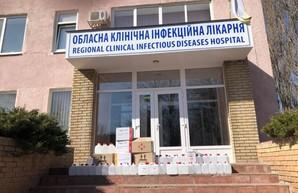 В октябре харьковская инфекционка потратит на кислород около миллиона гривен – Нартов