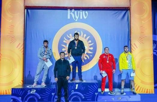 Борцы Харьковщины успешно выступили на Кубке Украины