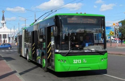 В следующем году в Харькове на маршруты выйдут более 150 новых троллейбусов