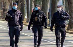 В день выборов к охране порядка привлекут 9000 правоохранителей