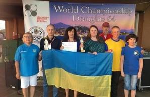Харьковчанка завоевала три золотые медали чемпионата мира по шашкам