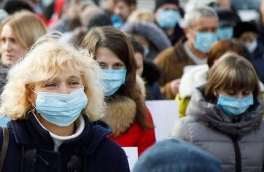 «Красный» Харьков: в городе вводятся новые карантинные ограничения