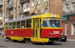 Харьковчане требуют пустить 6-й трамвай в объезд Московского проспекта