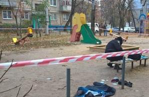 В Харькове мужчина оторвал себе руку