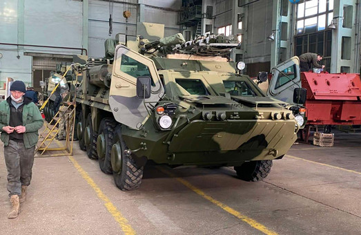 Военное предприятие в Харькове будет выплачивать штраф в рассрочку