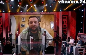 Миша снова отличился: Добкин обматерил Парасюка в телеэфире (ВИДЕО)
