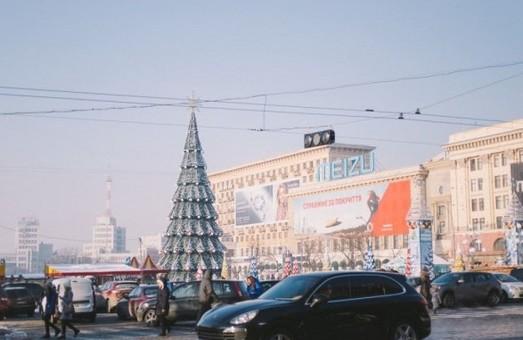 Новый год отменяется: в Харькове ночных «фестивалей» на площади не будет