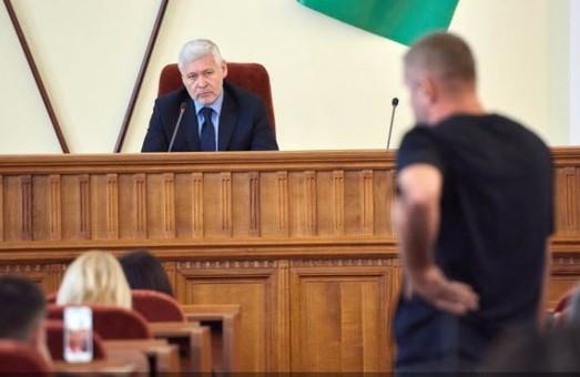 О новом мэре Харькова появилась статья в Википедии