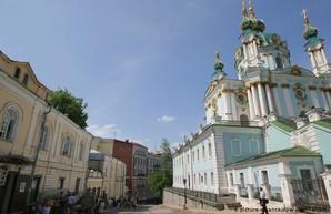 Кто следит за Андреевской церковью