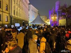 К митингующим в Украине намерены присоединиться и слепые