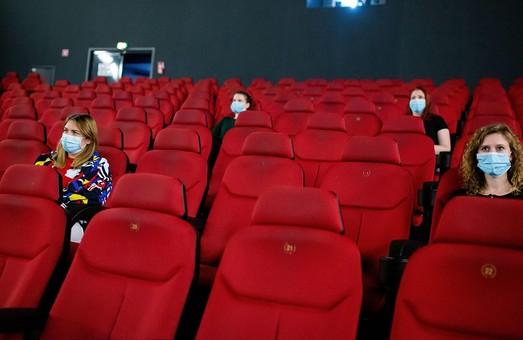 Украинские кинотеатры поддержало государство