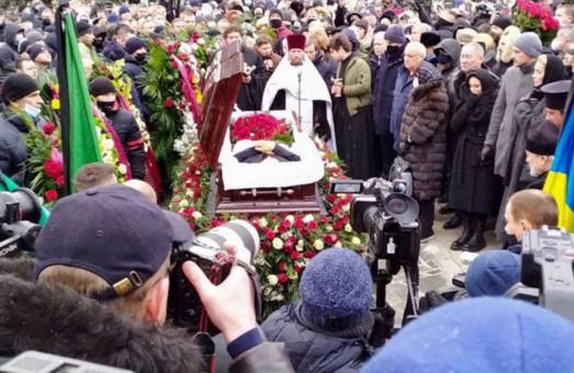 В Харькове простились с Кернесом