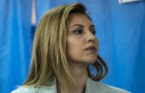 Зеленская рассказала, как хейтеры сбивают ее с толку