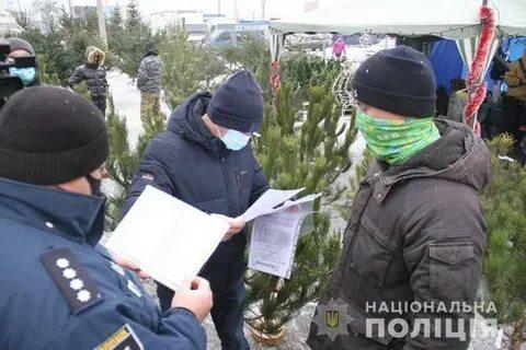 Харьковские полицейские объявили предновогоднюю охоту на заробитчан