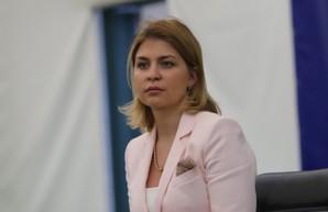 Налогоплательщики заплатили 4200 грн за один ланч вице-премьера Ольги Стефанишиной